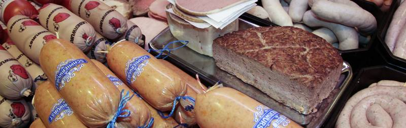 Gastronomie und Großküchen