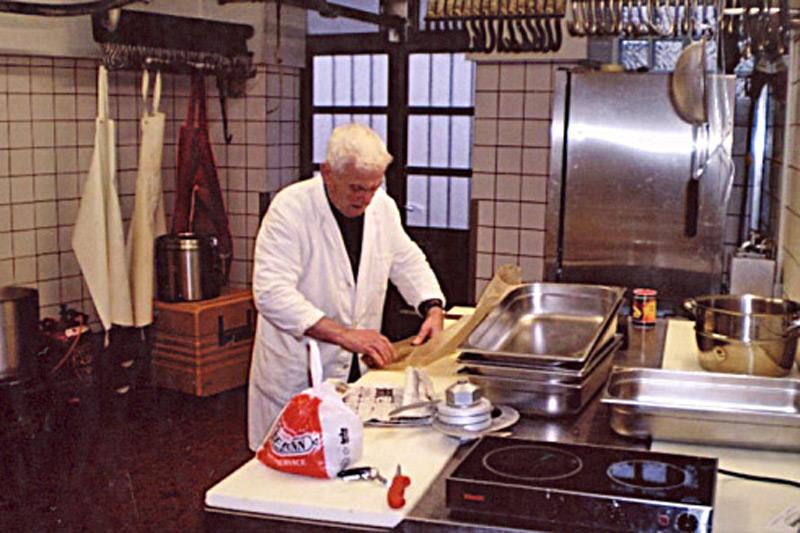 Fleischermeister mit Tradition