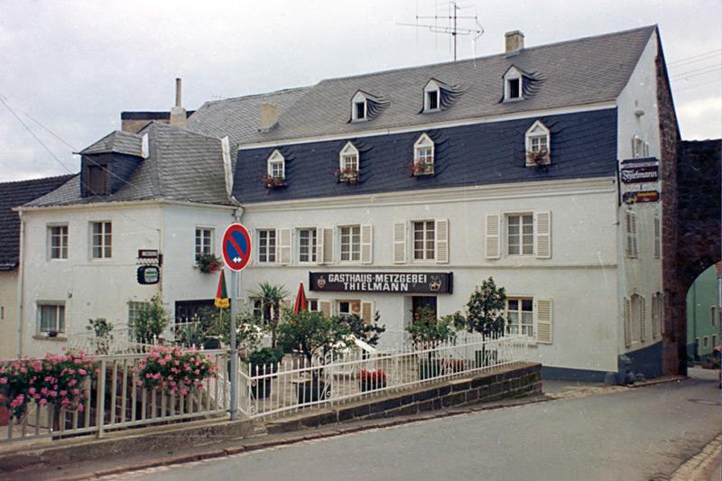 Das Gasthaus Metzgerei Thielmann