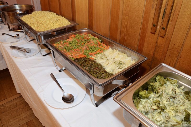 Speisekarte für Catering & Partyservice